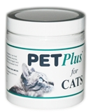 Pet Plus - Vet created Nutritional supplement - for cats