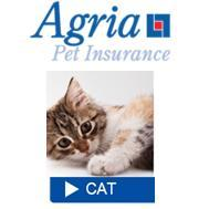 Agria Pet Insurance for Cats - 50% off first 2 months