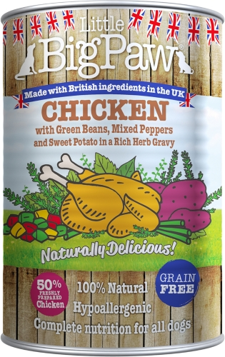 Little BigPaw Naturally Delicious Chicken