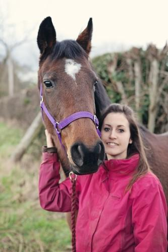 Equine Behaviour Solutions - Anna Saillet