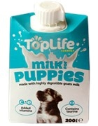 TopLife Formula Milk for Puppies