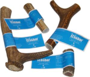 Stag Bar - Natural Dog Chews - Large