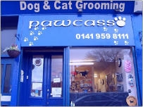 Pawcasso Cat & Dog Grooming Salon in Glasgow