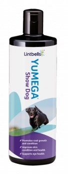 YuMEGA show dog supplement  by Lintbells