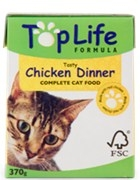 TopLife Formula Food for Cats