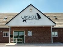 Orwell Veterinary Hospital at Grange Farm, Kesgrave