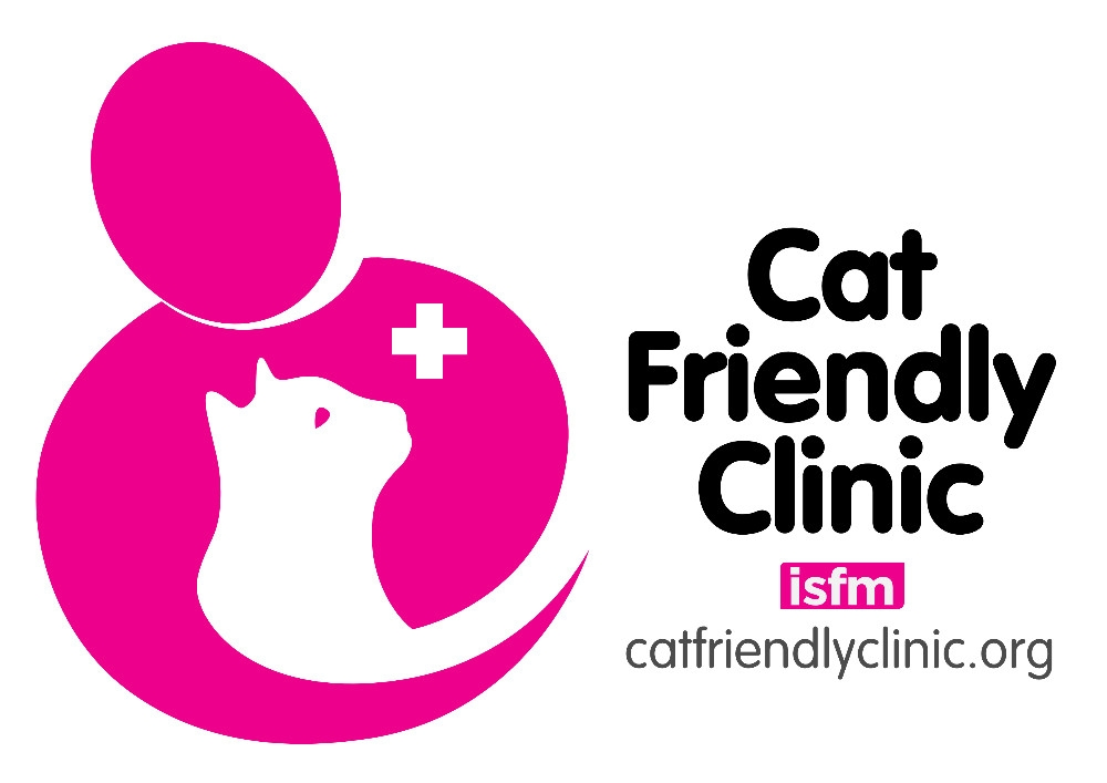 Ilford Goddard Vet Group - Cat Friendly Clinic - Silver