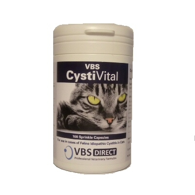 Feline CystiVital - Cystitis supplement from VBS Direct