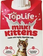 TopLife Formula Milk for Kittens - Cat Treat